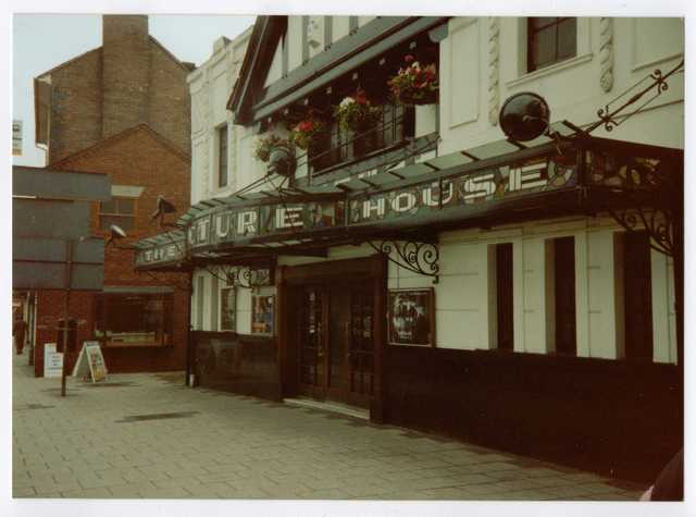 picture house, Stafford.