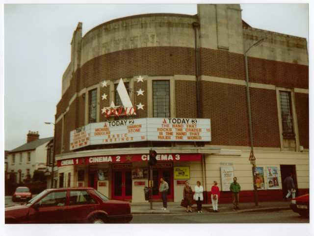 Apollo cinema, Stafford.