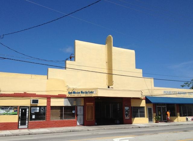 Former Strand Theatre