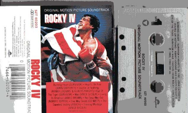 """""""Rocky IV"""""""