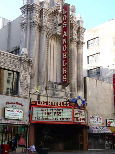 Los Angeles Theatre 2011