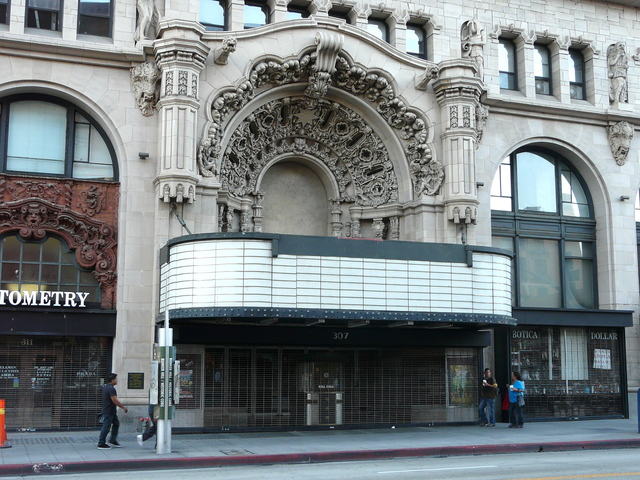 Million Dollar Theatre 2011