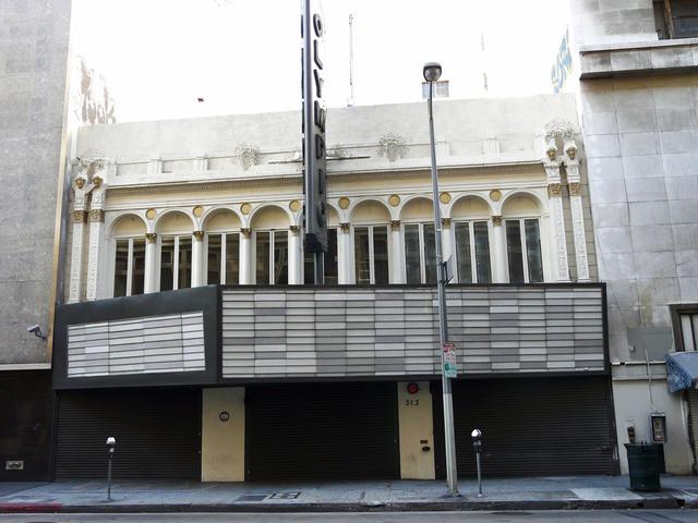 Olympic Theatre 2011