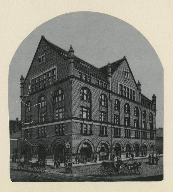 First Lyceum Theatre  1890-1893