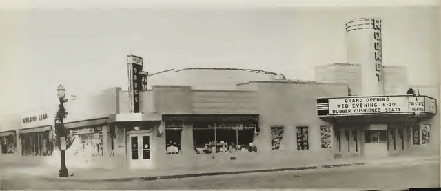 Rocket Cinema 1940