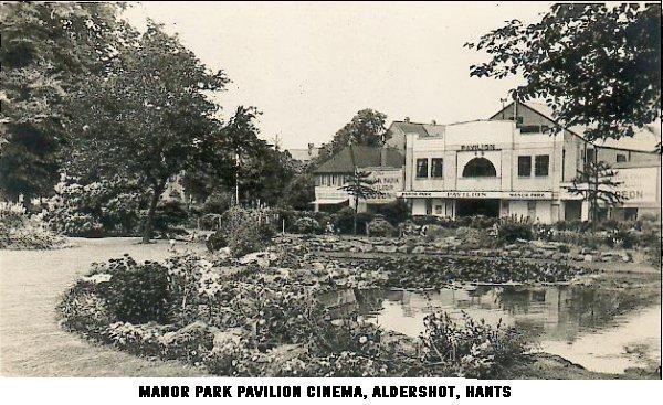 Pavilion Cinema Aldershot