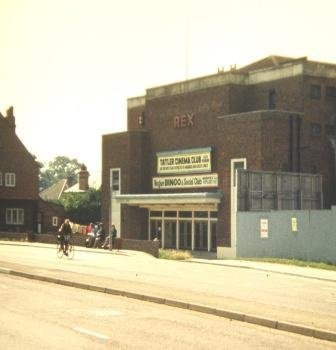 Rex Cinema Farnborough