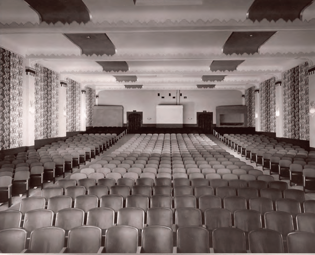 Hemet Theater - Current Auditorium