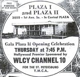 Plaza I & II Theatres Grand Opening