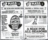 Plaza I &amp; II Opening Attractions