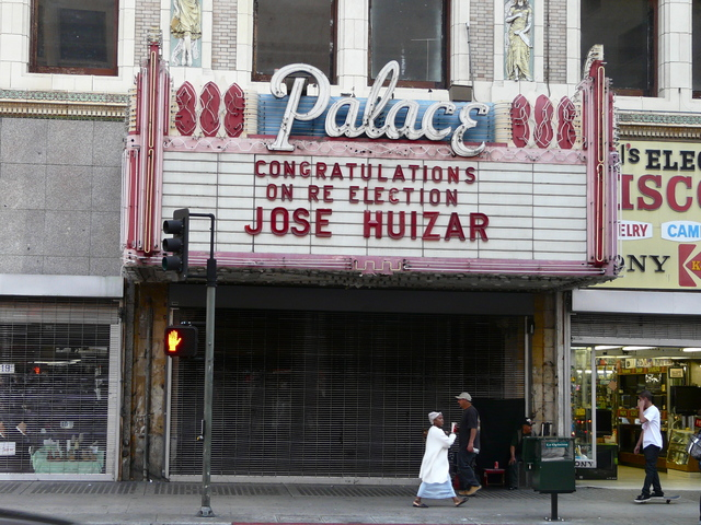Palace Theatre 2011