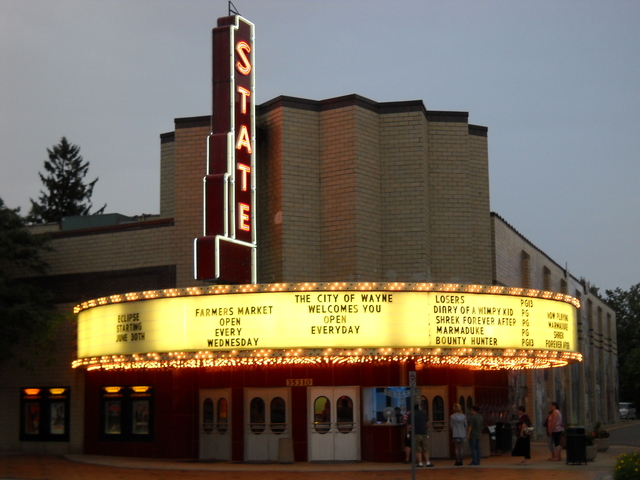 State Wayne Theater