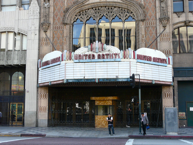 United Artists Theatre 2011