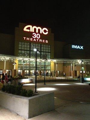 reviews of AMC Houston 8