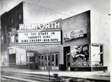 WALWORTH Theatre, Walworth, Wisconsin (1947)