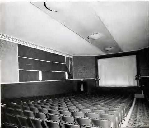 LIBERTY Theatre (Springfield, Ohio) auditorium, 1938