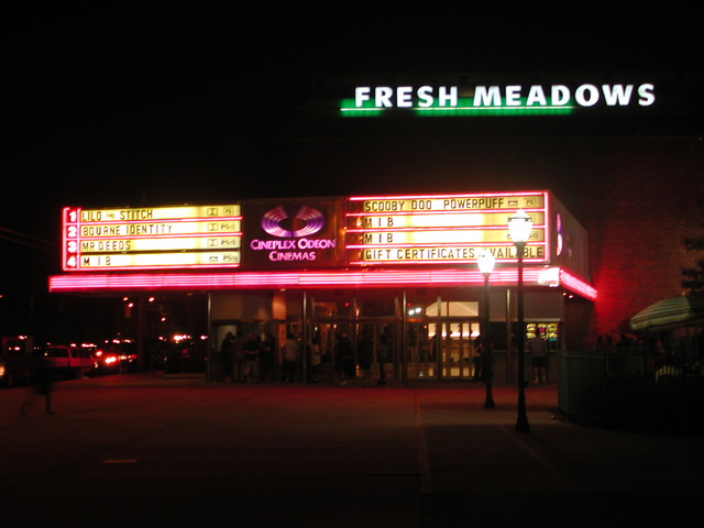 Loews Cineplex Fresh Meadows - 2002