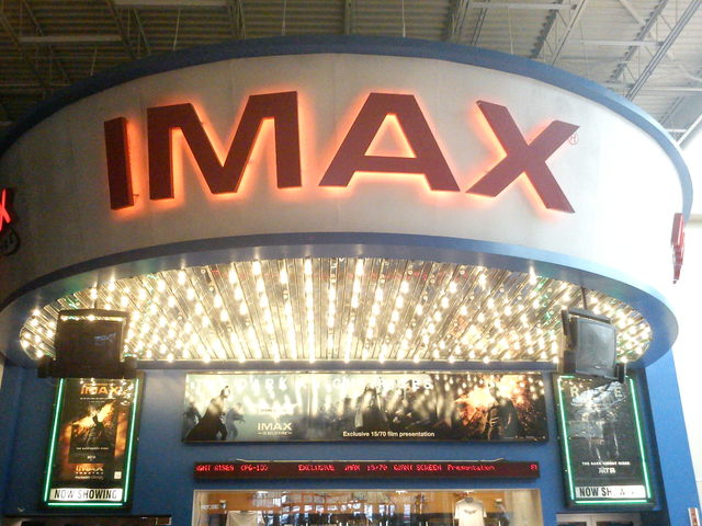 imax theatre at palisades center in west nyack ny