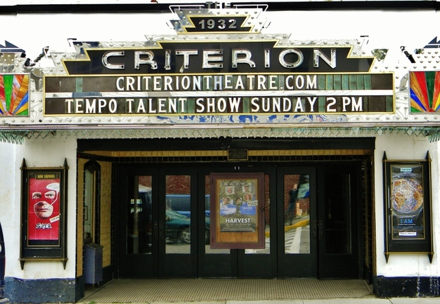 criterion theatre in bar harbor me cinema treasures