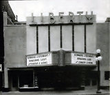 LIBERTY Theatre, Springfield, Ohio, after 1938 remodeling.