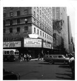 Roxy closed and being demolished - late summer fall1960