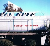 &lt;p&gt;This marquee stood at the entrance to the VN drive in on Roscoe. It has been replaced by a school.&lt;/p&gt;
