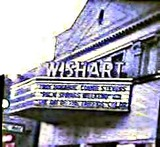 The Wishart Theater at Front St. and Allegheny Ave. in 1963