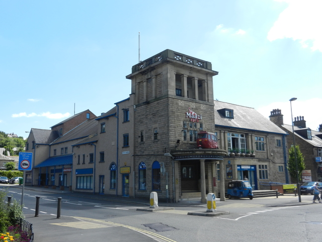 Ritz cinema, Matlock