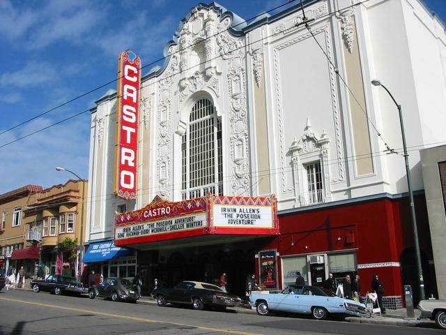 Castro Theatre January 2008