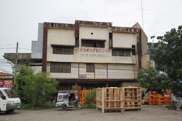 Facade of Nonoy Cinema