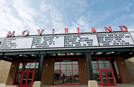 Bowtie Richmond Va >> Movieland At Boulevard Square In Richmond Va Cinema Treasures