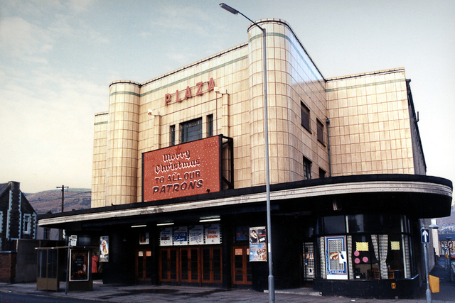 Plaza December 1989