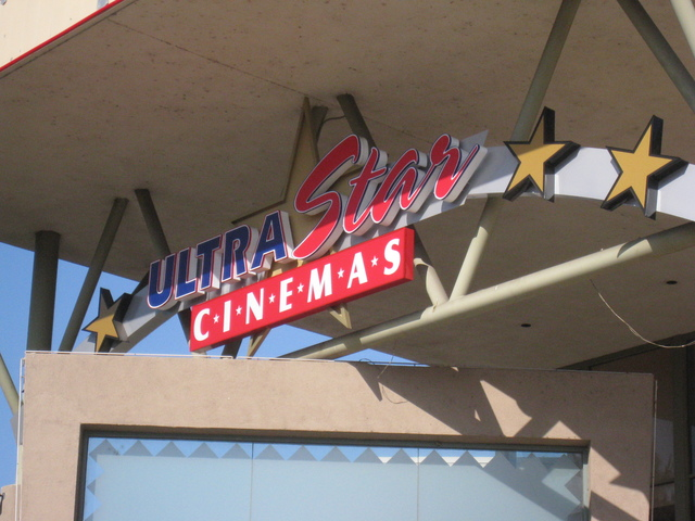 UltraStar Cinemas Logo