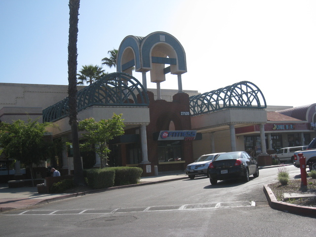Former Edwards Rancho California 10 Theater