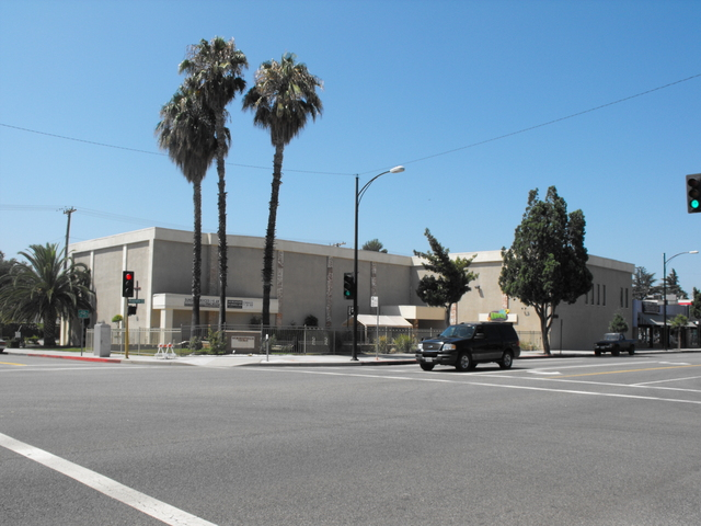 Former California Theater
