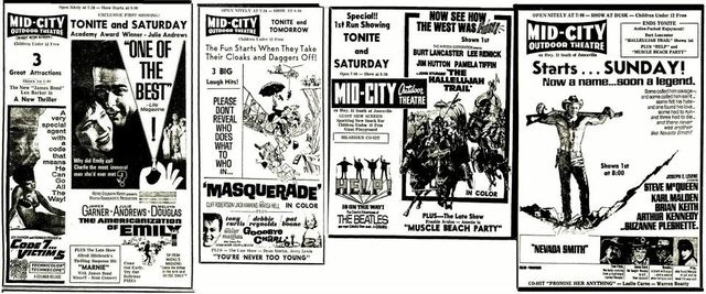 Mid-City Outdoor Theatre