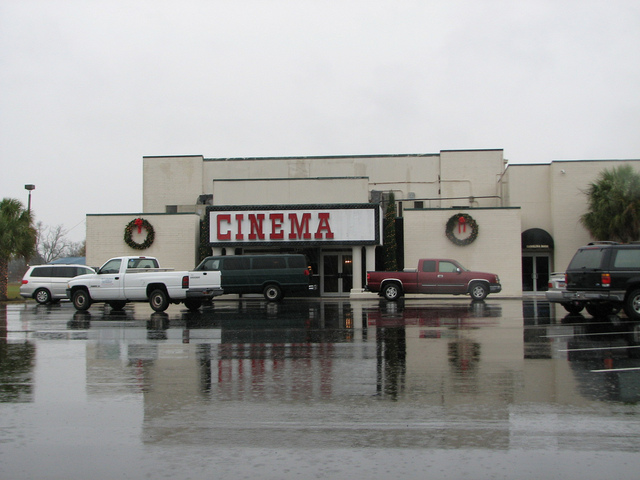 Cinema Rooms