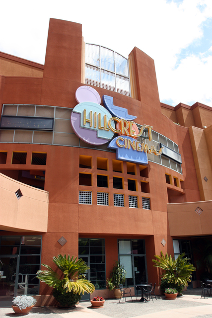 Hillcrest Cinemas, San Diego, CA