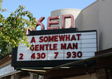 Ken Cinema, San Diego, CA - marquee