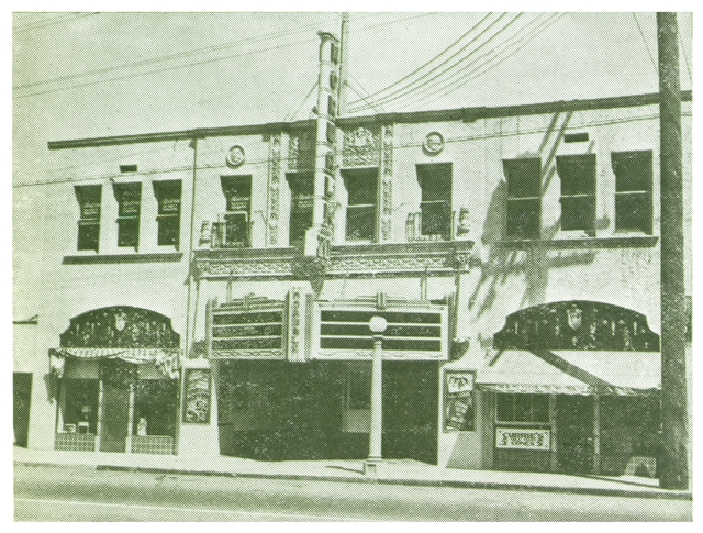 NORWALK THEATRE - 1930's