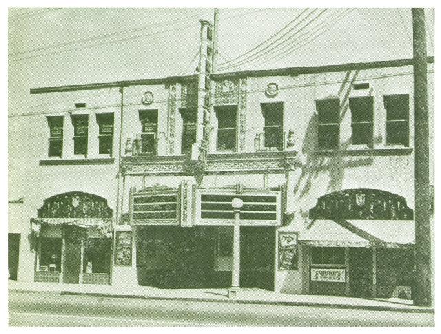 NORWALK THEATRE - 1930's