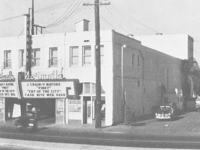 NORWALK THEATRE - December, 1953