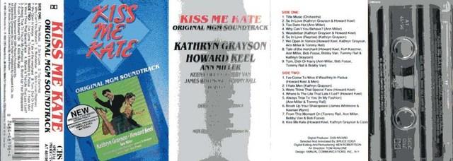 """""""Kiss Me Kate"""""""