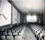 WALWORTH Theatre lobby, Walworth, Wisconsin (1947)