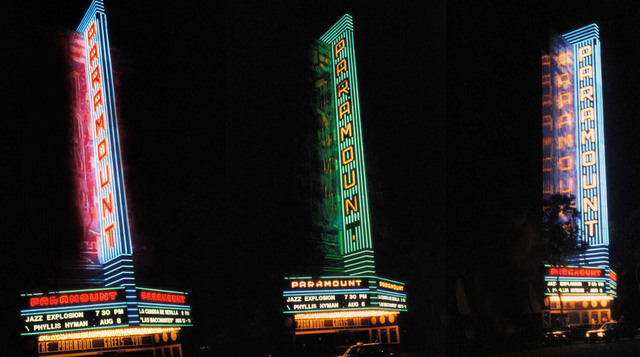 Paramount Neon