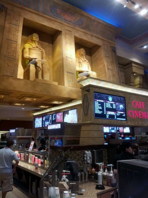 Cinemark Egyptian 24 and XD
