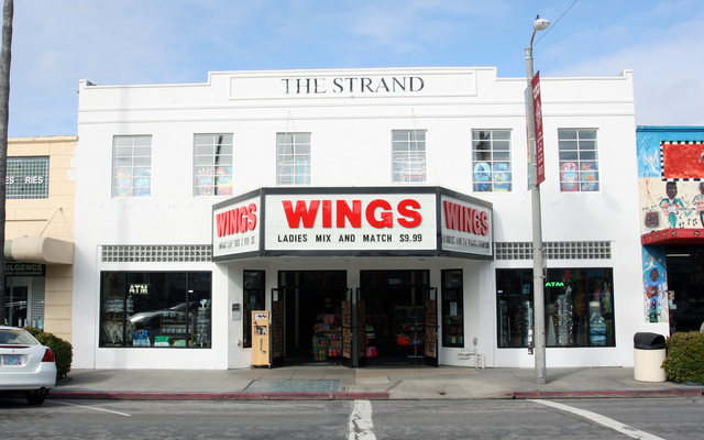 Strand Theatre, Ocean Beach, CA