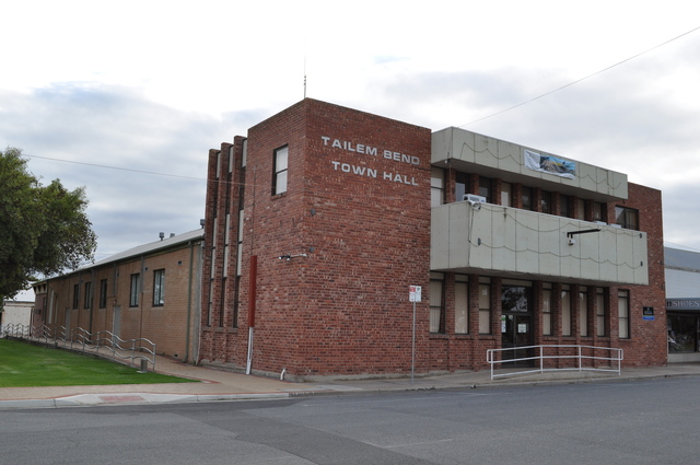 Tailem Bend Town Hall