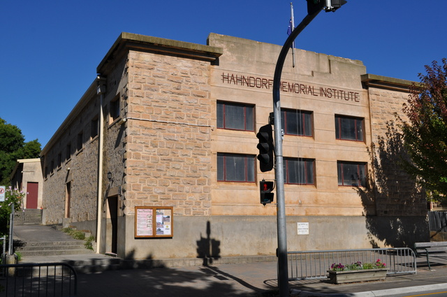 Hahndorf Memorial Institute