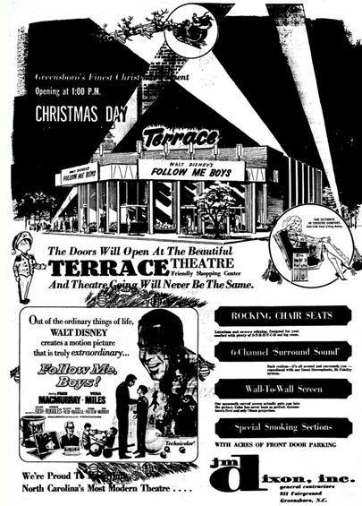 the grande movie theater friendly center greensboro nc